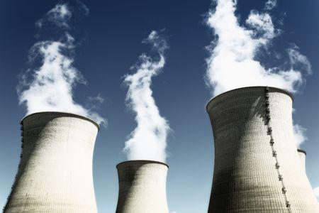 atomic world Stock Photo - 8050187