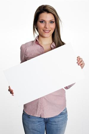 white panel photo