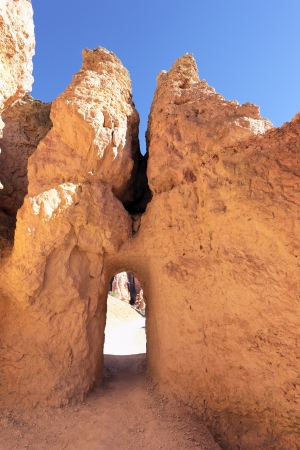 Rock Door Entrance in Bryce Canyon trial photo