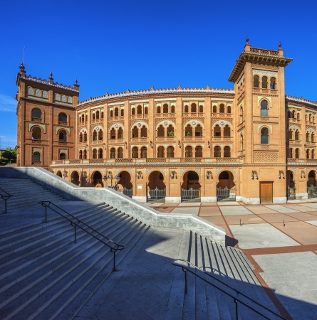 Las Ventas Bullring in Madrid, Spain  photo