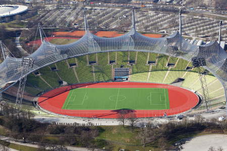 olympic stadium: The olympic stadium in munich in Germany