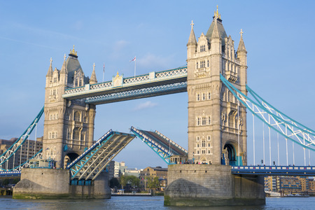 Tower Bridge, London, UK.