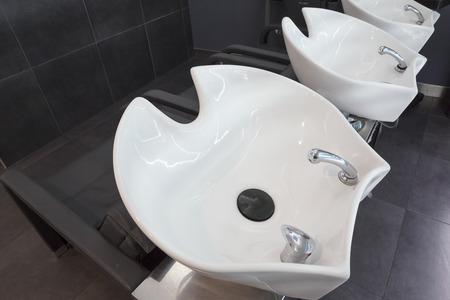 washbasins: hairdresser washbasins