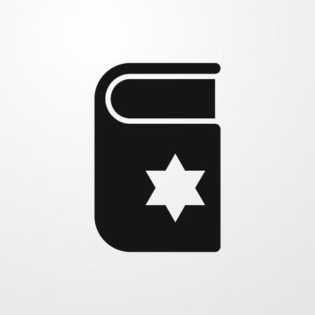 scripture: scripture icon illustration isolated sign symbol