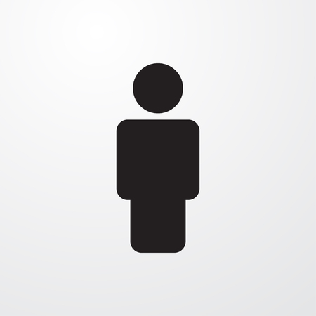 user icon: user icon illustration isolated vector sign symbol