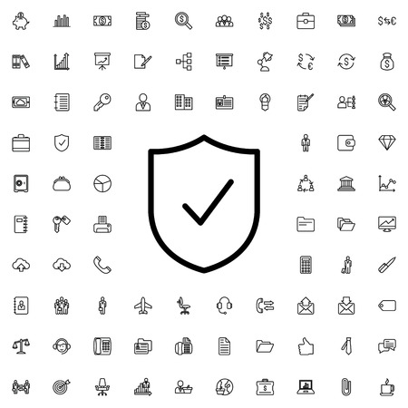 structure icon illustration isolated vector sign symbol