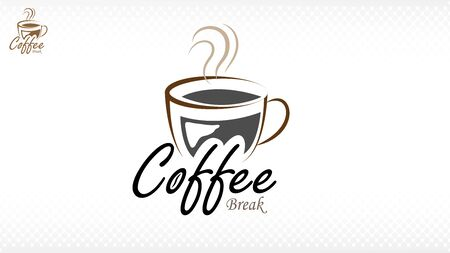 copy break vector logo