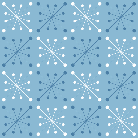 Decorative pattern for the background, tile and textiles.