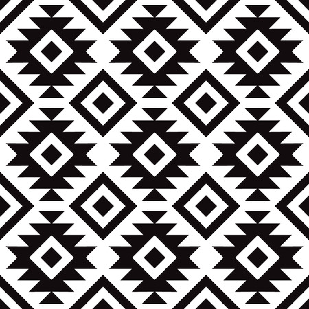 Decorative pattern for the background, tile and textiles.It is assembled from modular parts. Vector. Seamless.