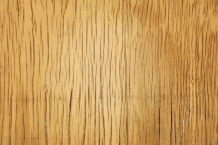 Old cracked wood texture. Different fractures of surface. Vertical lines and scuffs. Background for text or design.