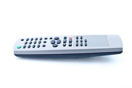 Télécommande universelle, isolé sur fond blanc  Banque d'images - 6949015
