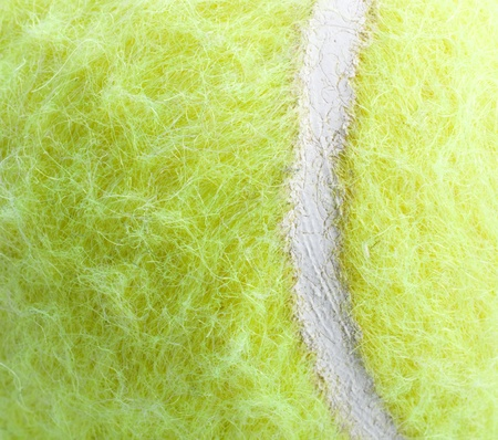 Tennis Ball the texture, background photo