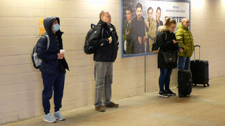 Mask face turning over asia man people prevention against coronavirus risk covid-19 infection flu virus safety outbreak, train station public transport, protection wearing outbreak respiratory wear protective disease transmitted droplet against infection