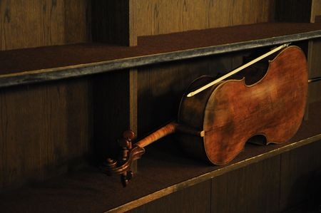 Sweat musical instrument waiting for its next part in symphonie. Stock Photo - 6057964