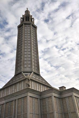 St. Joseph's Church, Le Havre Stock Photo - 6726855