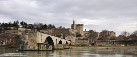 The Pont Saint-Bénezet, also known as the Pont dAvignon , is a famous medieval bridge in the town of Avignon, in southern France.