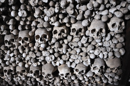 Church in Kutna Hora, Czech republic, Sedlec Ossuary photo