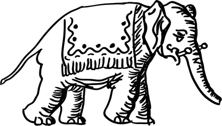 Elephant Stock Vector - 18441438