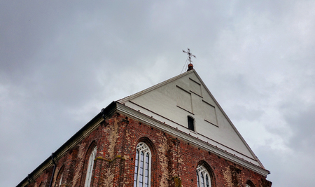 Church of Saint George in old town Kaunas, Lithuania