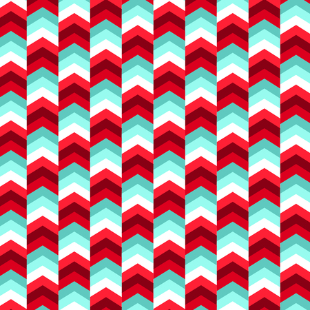Geometric colorful pattern. Holiday background. Ilustração