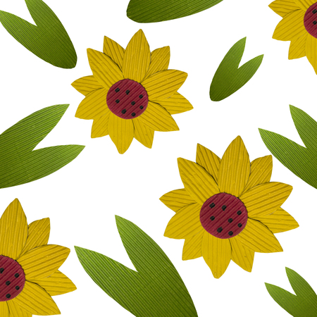 Beautiful Flowers Handmade