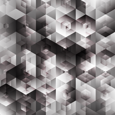 Vector abstract boxes background.