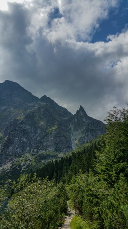 Tatra Mountains, Poland.