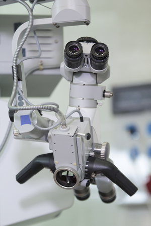 elextron microscope for the brain surgery