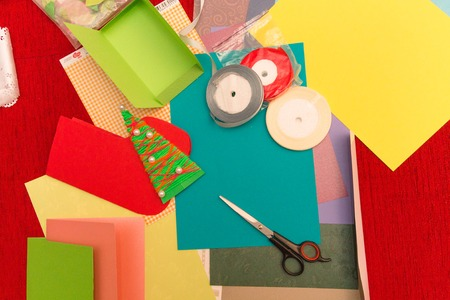 hobie: Making cards and handmade gifts. Scrapbooking, hande made.