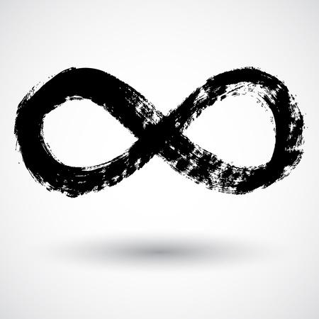 infinito simbolo: símbolo infinito