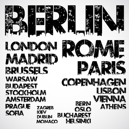 berlin: City Signs