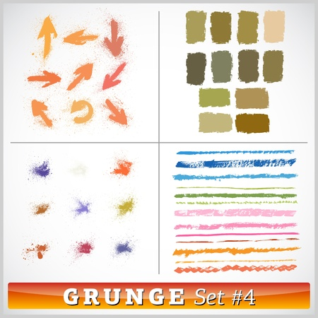 Grunge background  Abstract background Stock Vector - 18563865