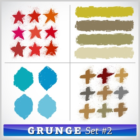 Grunge background  Abstract background Stock Vector - 18563862