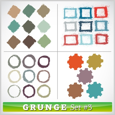 Grunge background  Abstract background  Stock Vector - 18563860