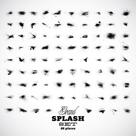 Ink Splat Set