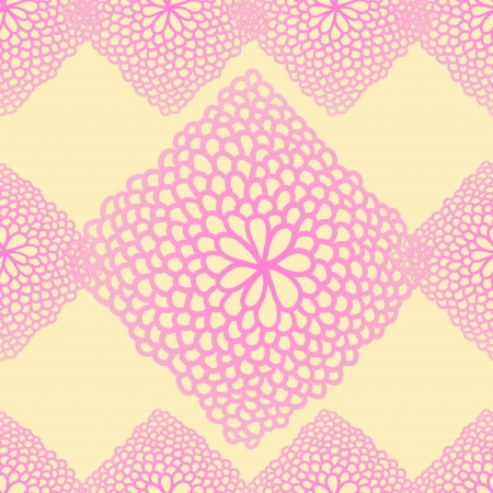 hand drawn rose: Floral seamless rose pattern  Endless texture with flowers