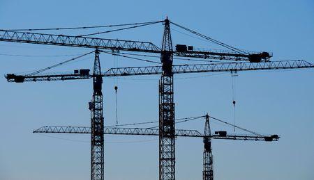 bouwkranen
