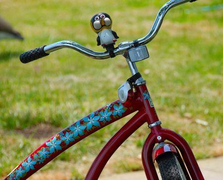 自転車のハンドルバー