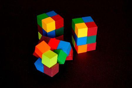 wooden block puzzels