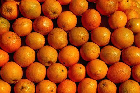 Oranges Banque d'images - 2486752