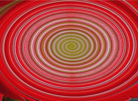 colorful twirl design  版權商用圖片