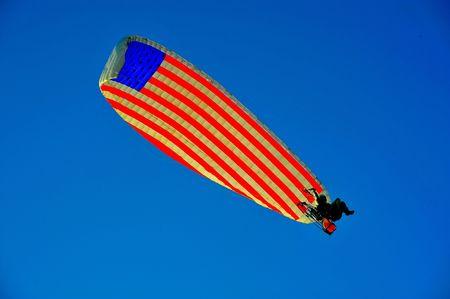 parachute: powered parachute