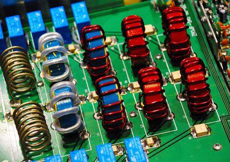 electronic: electronic circuit board