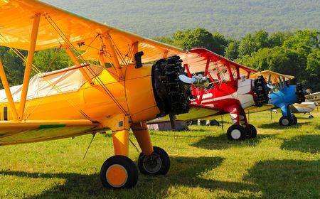 biplanes
