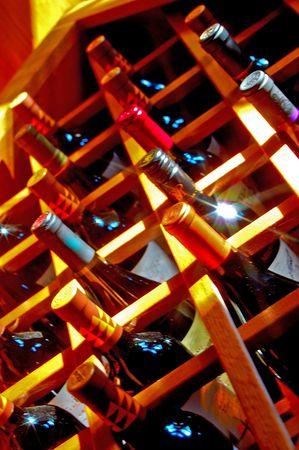 Wine rack, March 1, 2008