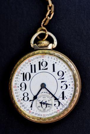 vintage  packet watch