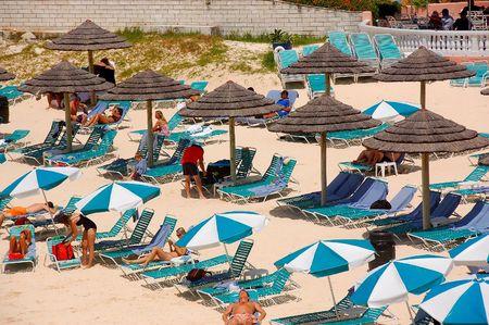 bermuda: Bermuda Beach, August 18, 2007
