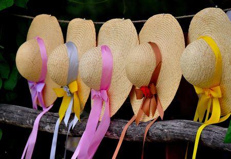 womens hats Banco de Imagens - 7625203