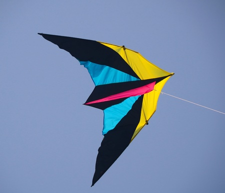 colorful kite Reklamní fotografie