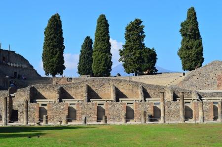 Pompeii, Italy, October 2012